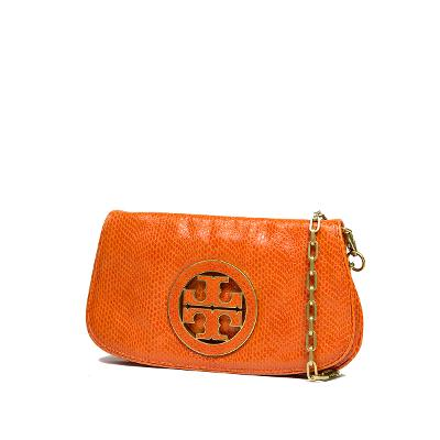 leva clutch orange