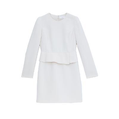formal dress ivory