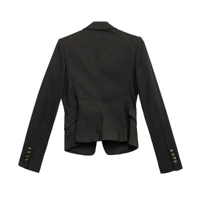 basic jacket black