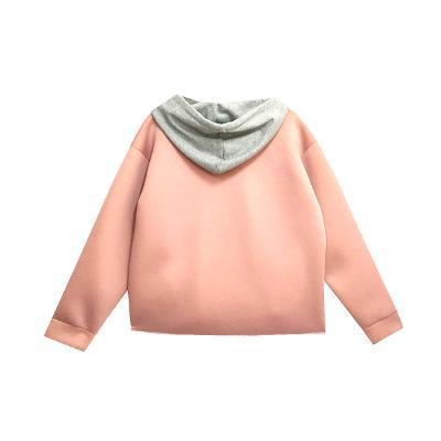 baseball hoodie jacket