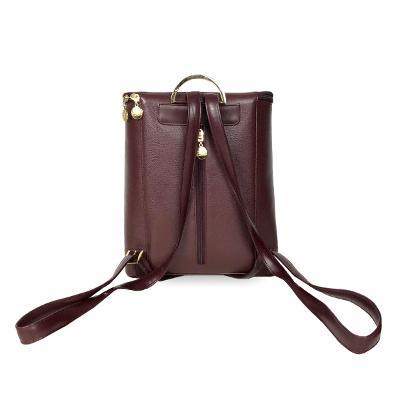 backpack burgundy