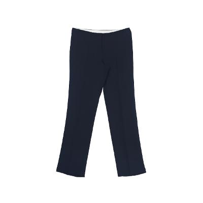 modern mood straight pants black