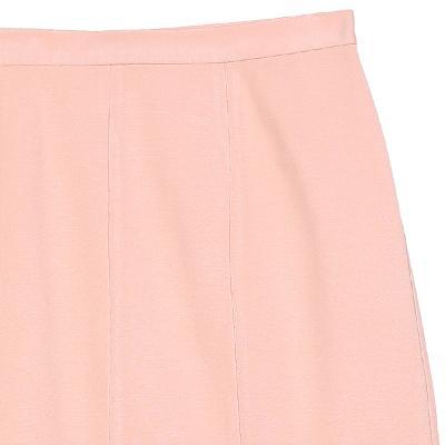 feminine mood mini skirt pink