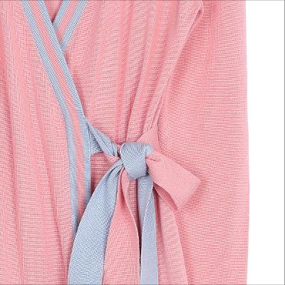 ribbon string dress pink