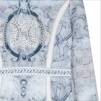 feminine pattern dress