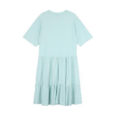 cancan baby doll dress blue1