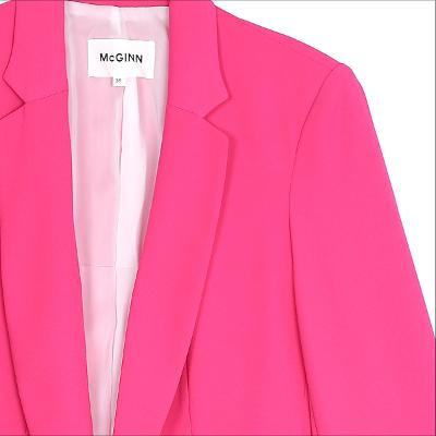 spring jacket hotpink