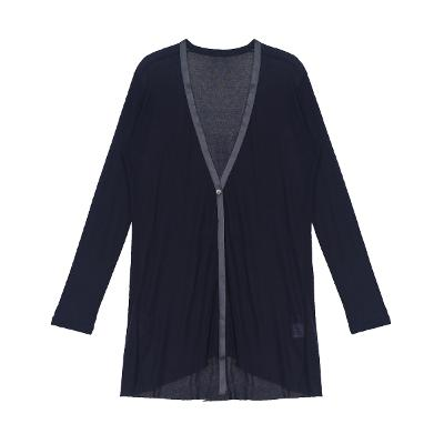 front bend point cardigans