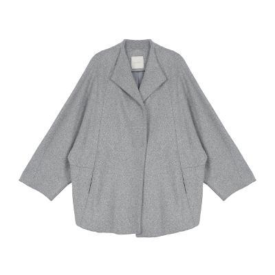 rappel detail raglan sleeve coat