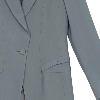 pocket point jacket grey