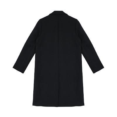 pocket point coat black