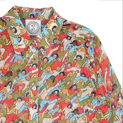 pop shirts multi